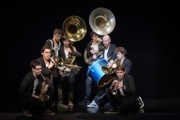 Festival Ateliers Jazz : Big Funk Brass